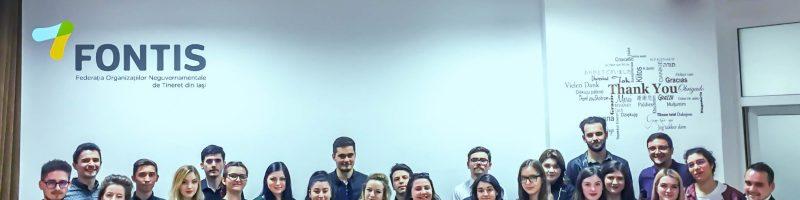 Lansarea Programului Iași – Capitala Tineretului din România 2019-2020