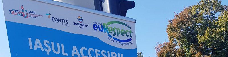 Parteneriatul pentru accesibilizarea Iașului – aprobat în Consiliul Local!