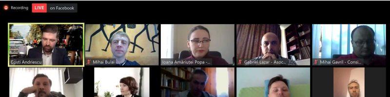 euRespect a participat la prima conferință online APTA