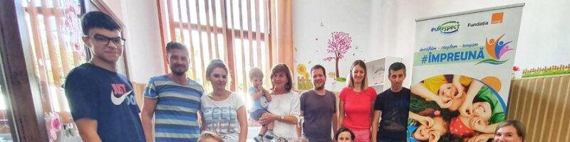 Proiectul #ÎMPREUNĂ sprijină integrarea copiilor cu cerințe educaționale speciale